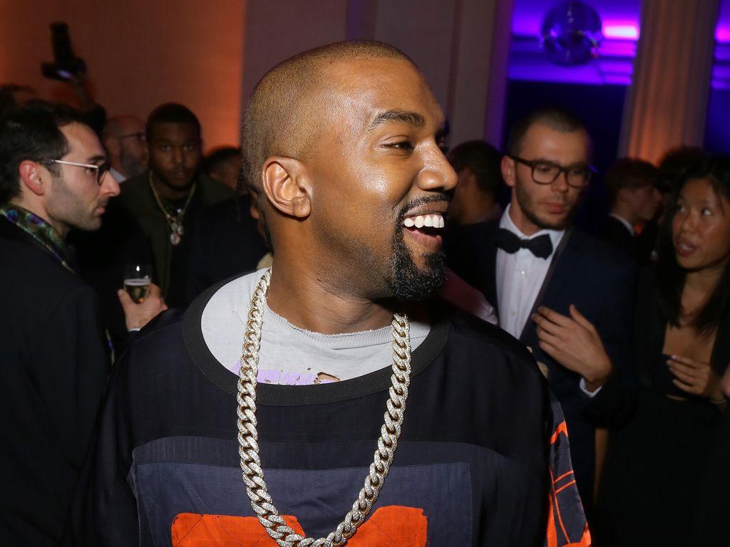 Siap Nyalon Jadi Presiden AS, Kanye West Punya Harta Rp 47 T