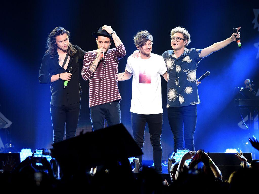 Mengenang One Direction dalam Tiga Momen Tak Terlupakan