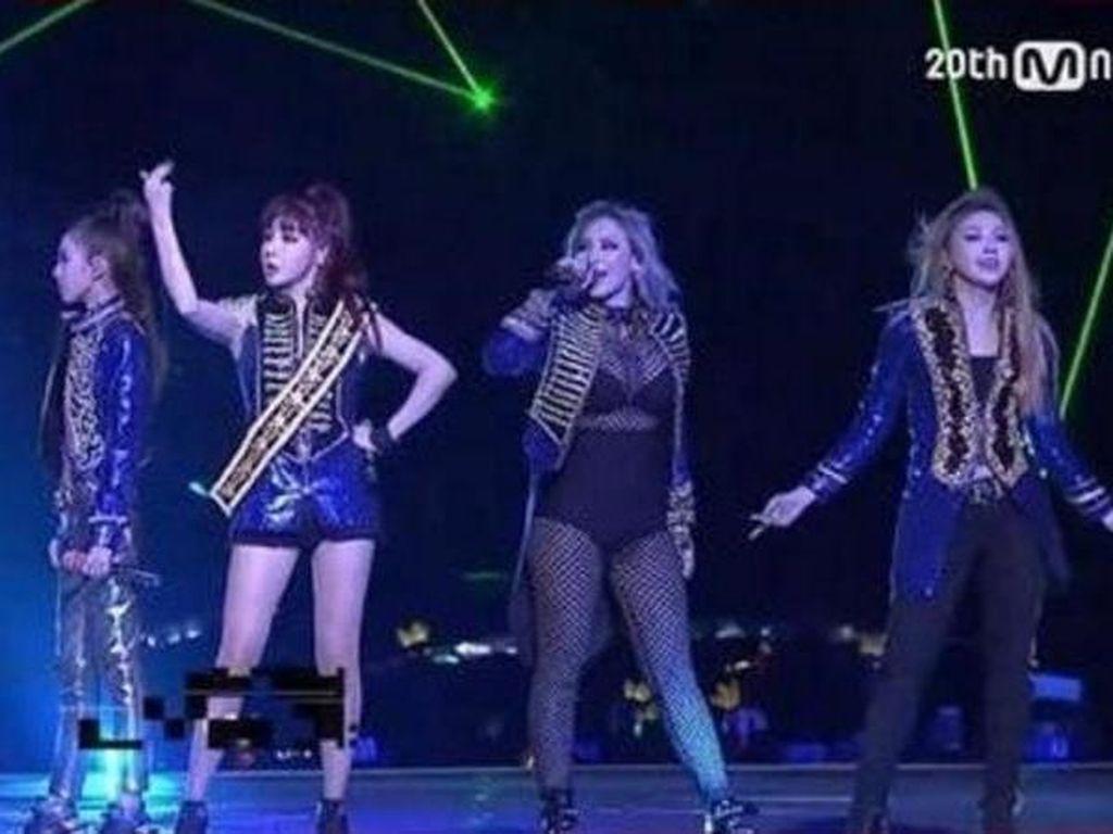 Park Bom Bocorkan 2NE1 Rekaman Lagu Baru, Bakal Comeback?