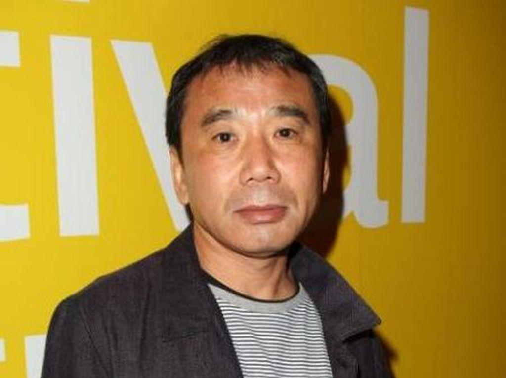 Sensor Novel Baru Haruki Murakami di Hong Kong Sarat Politik?