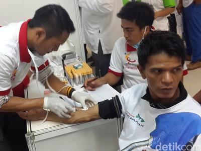 Ini Situasi Pemeriksaan HIV Gratis di Pelabuhan Tanjung Priok