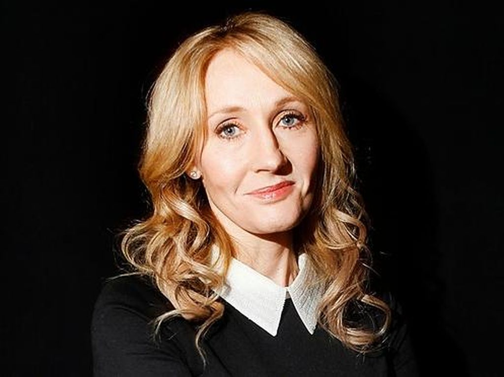 JK Rowling Hibur Fansnya di Tengah Pandemi Lewat Harry Potter at Home