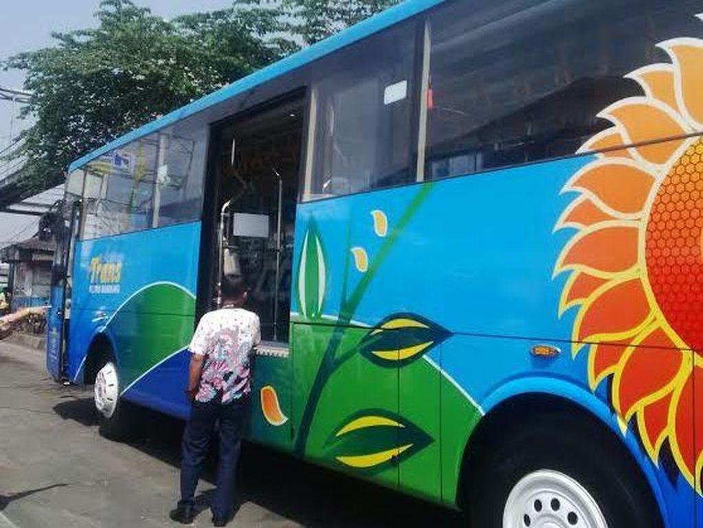 Pemkot Bandung Siapkan Koridor Bus TMB Rute Antapani-Stasiun Hall