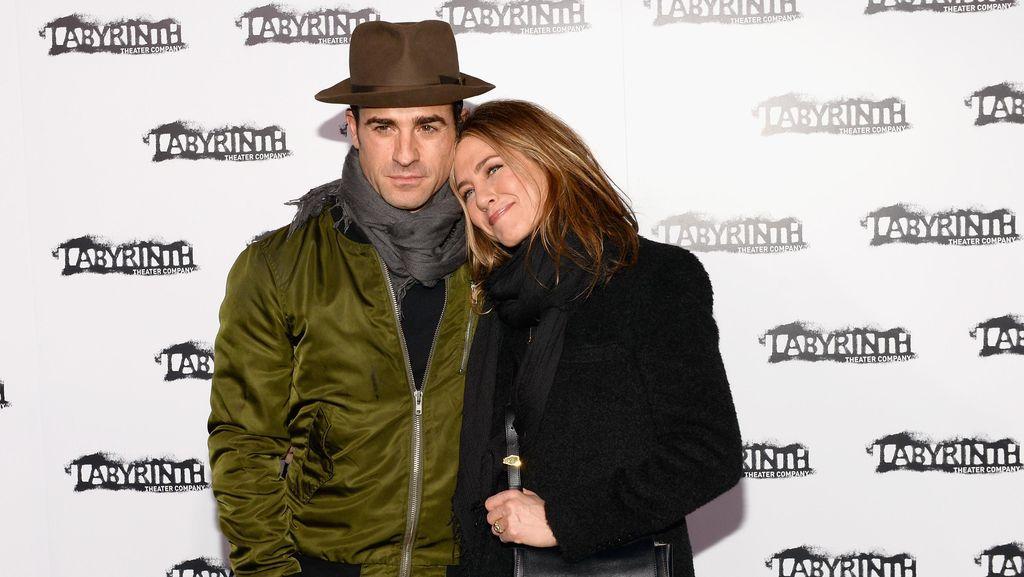 Jolie-Pitt Cerai, Suami Jennifer Anniston Ungkap Resep Pernikahan Bahagia