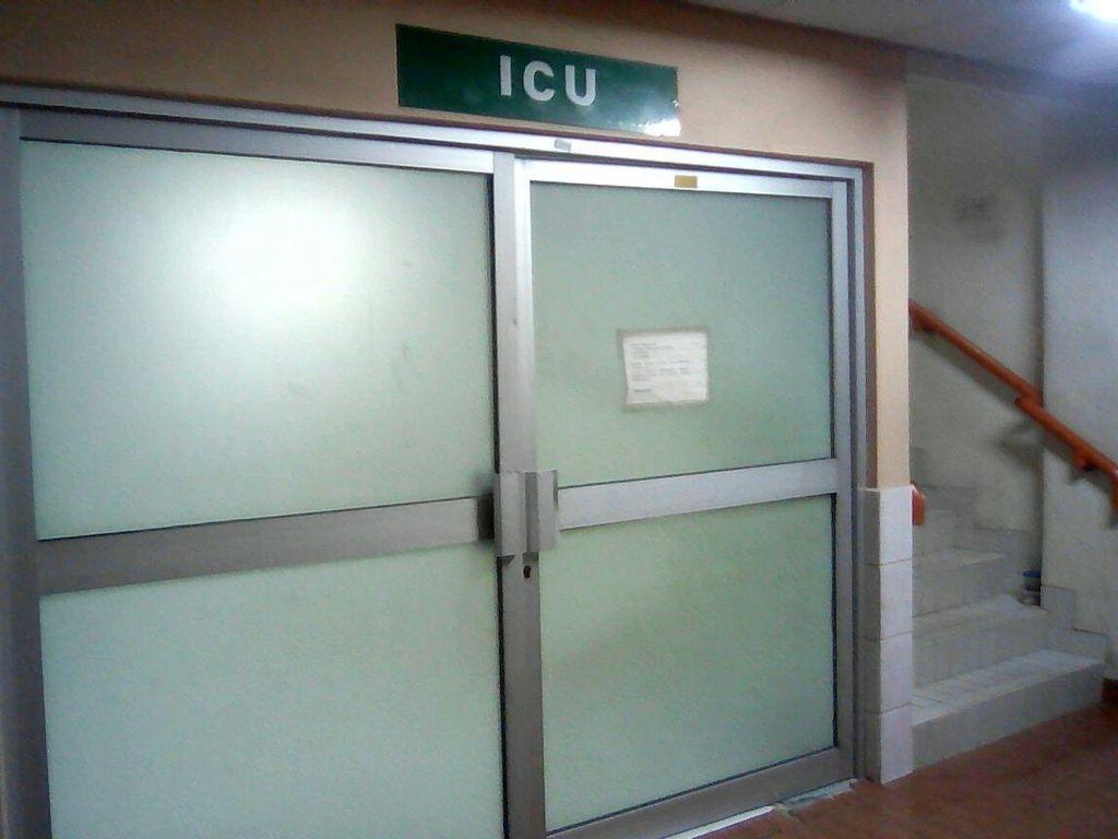 Data DKI Jakarta, Ruang ICU Tersisa 6 & Ruang Isolasi 231 Ruangan