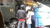 Kecelakaan Bus TNI di Puncak Diduga Akibat Rem Blong, Begini Kronologinya
