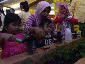 80 Persen Sistem Daya Tahan Tubuh Anak di Saluran Cerna