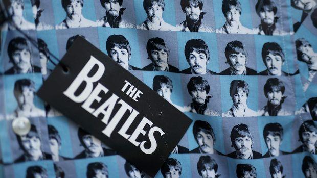 The Beatles band legendaris dari Inggris. (