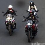 Tips Berkendara untuk Wanita dari Lady Bikers