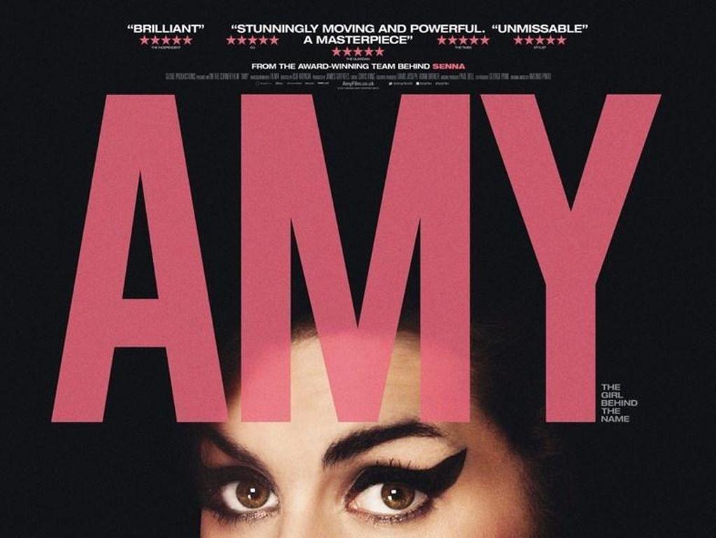 Amy Winehouse Kalahkan Senyap di Oscar 2016