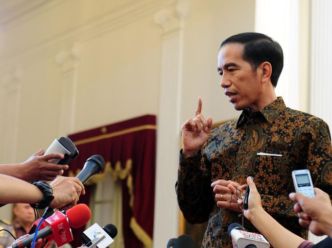Pelajari Draf Revisi UU, Jokowi Tak Mau Independensi KPK Terganggu