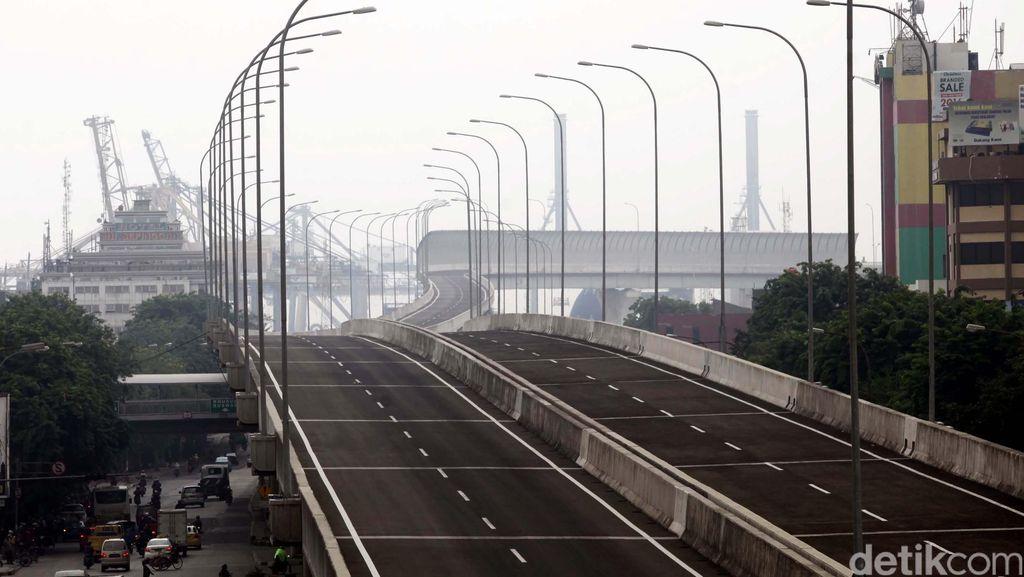Antisipasi Macet, Ini Langkah Pengelola Jalan Tol Melayang Jakarta-Cikampek