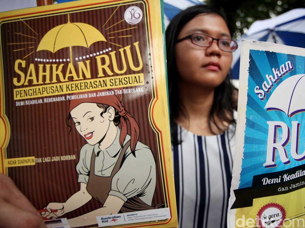 Komnas Perempuan: RUU Hapus Kekerasan Seksual Bukan untuk Legalkan Zina