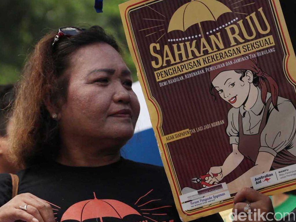 RUU PKS: Dari Kriminalisasi Kedipan Mata hingga Redefinisi Perkosaan