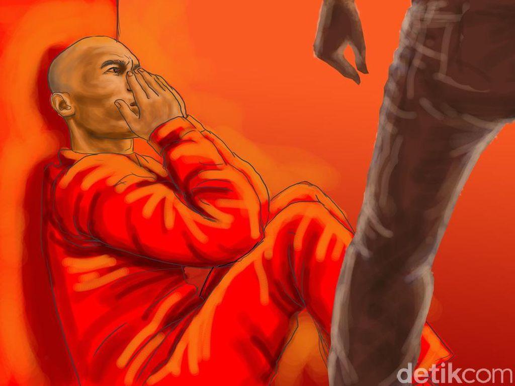 Polisi Surati Jokowi Izin Periksa Bupati Aceh Barat Terkait Pemukulan