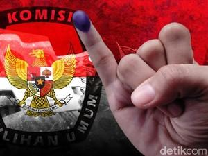 Kampanye Hari Ke-1 Cawalkot Makassar, KPU Larang Pasang APK di Sejumlah Lokasi