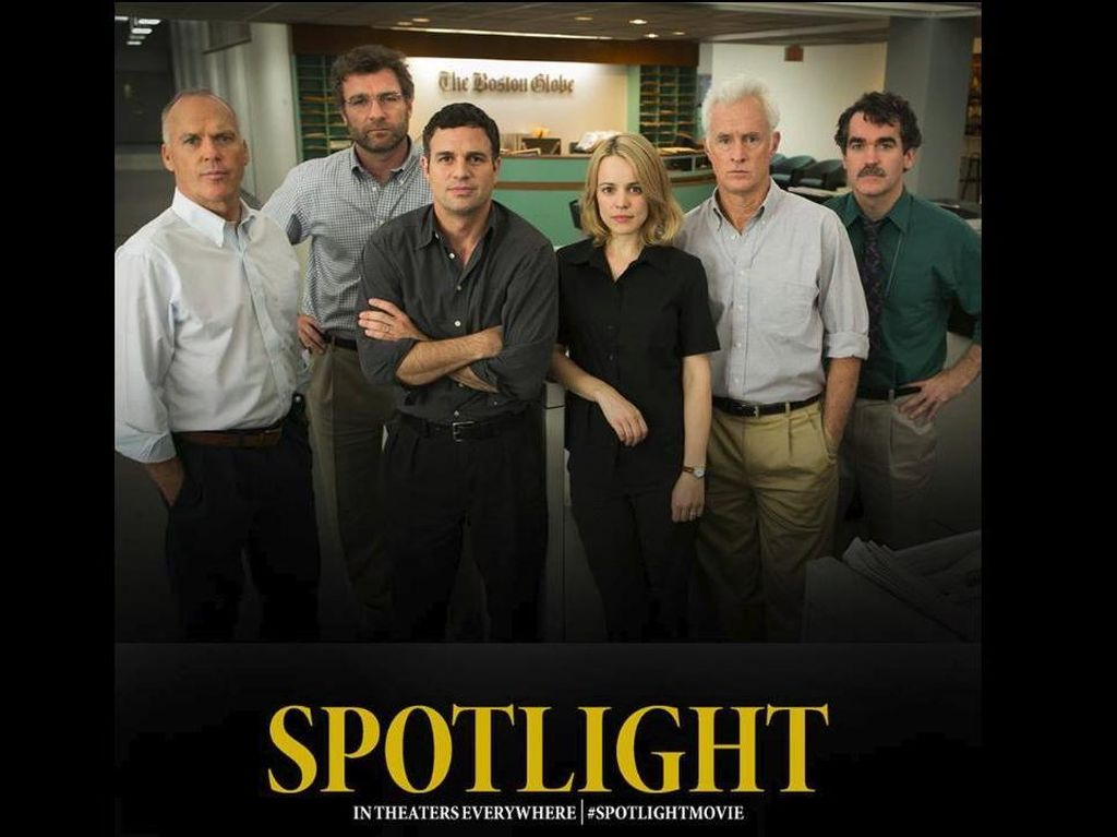 Spotlight Ungguli The Revenant di SAG Awards