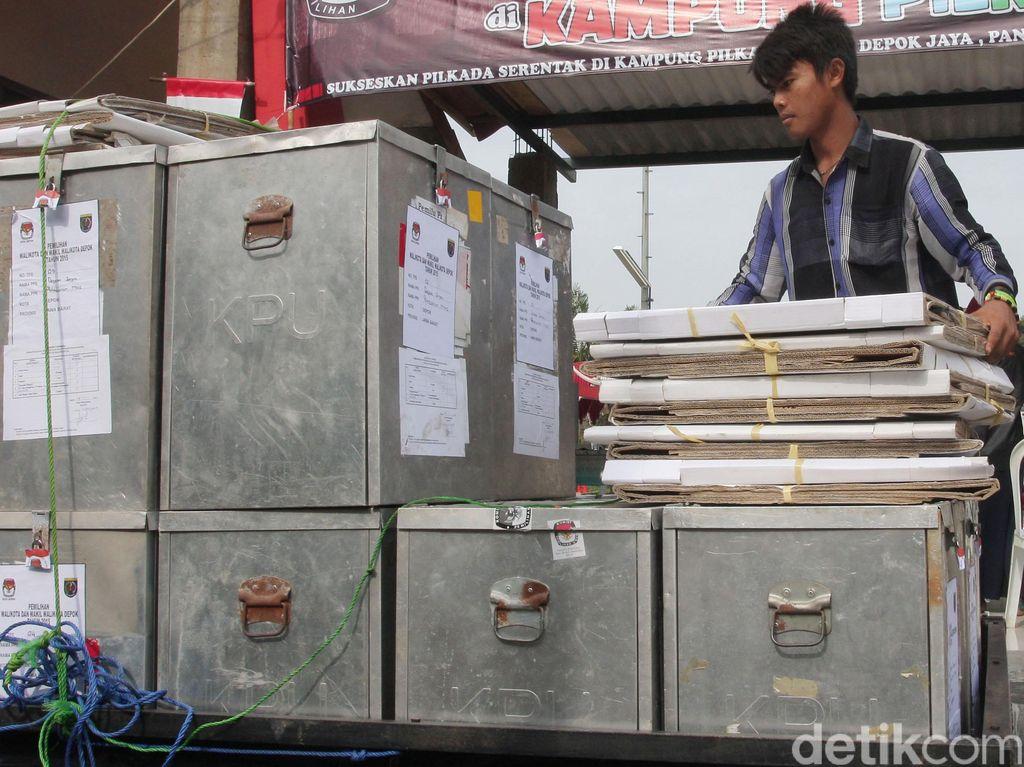 Disebut Kurang Siap di Pilkada Jabar, Ini Respons KPU Depok