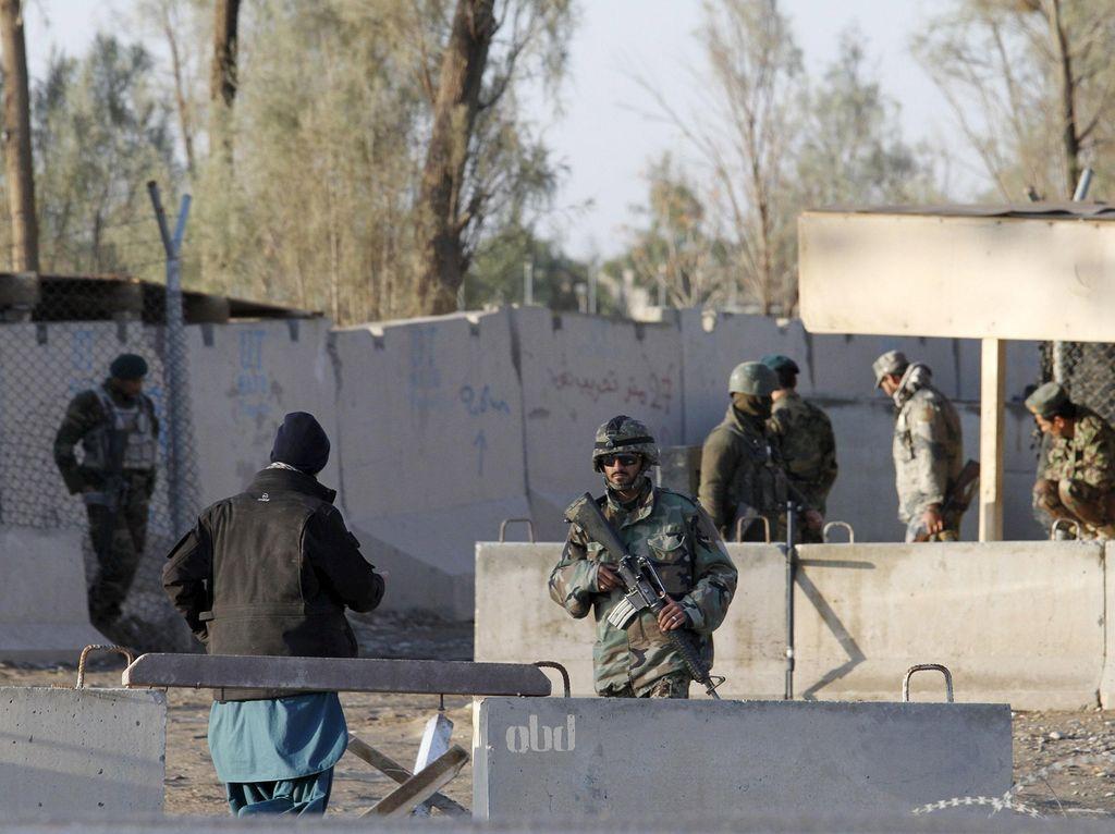 Taliban Serang Kantor LSM AS di Kabul, 9 Orang Tewas