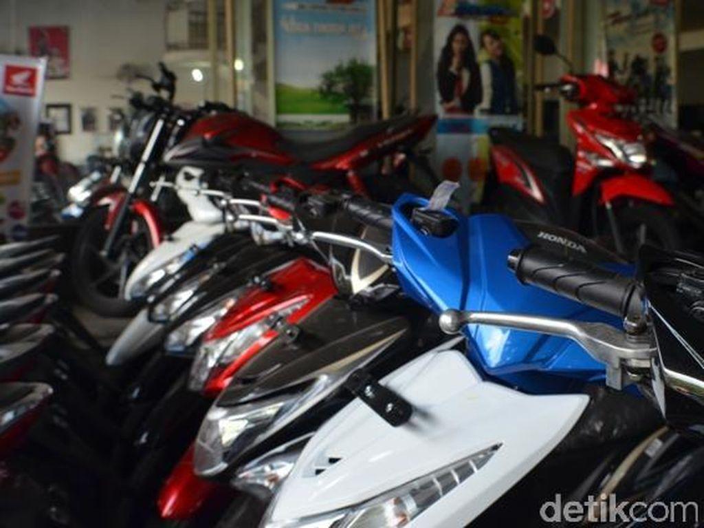 Penjualan Motor Indonesia Paling Banyak di ASEAN