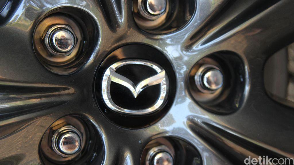 Mazda Siapkan Mesin Baru yang Lebih Irit BBM