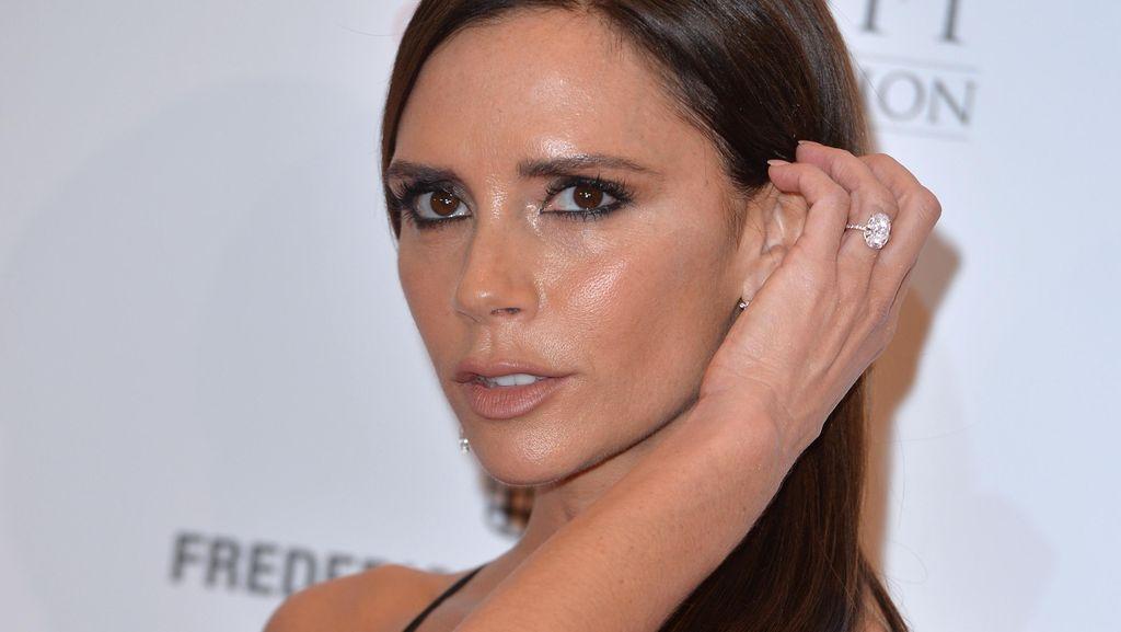 Victoria Beckham Pernah Kecanduan Jus Hijau dan Jalani Diet Ketat