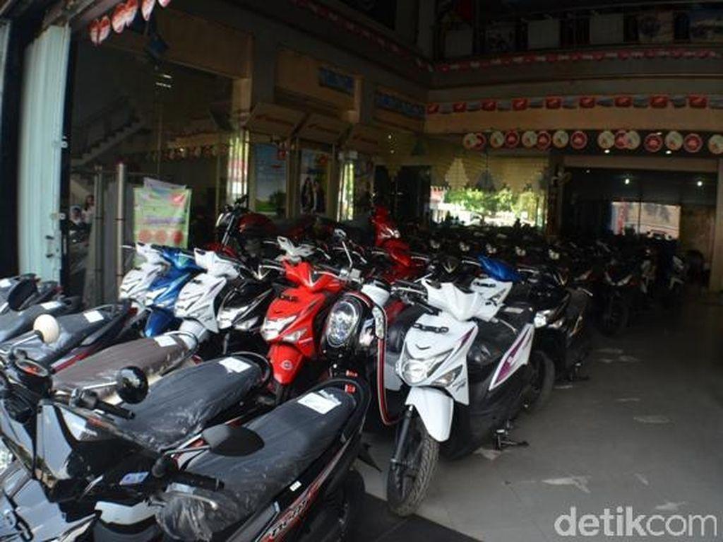 Bulan Oktober, 600 Ribu Motor Baru Beredar di Indonesia