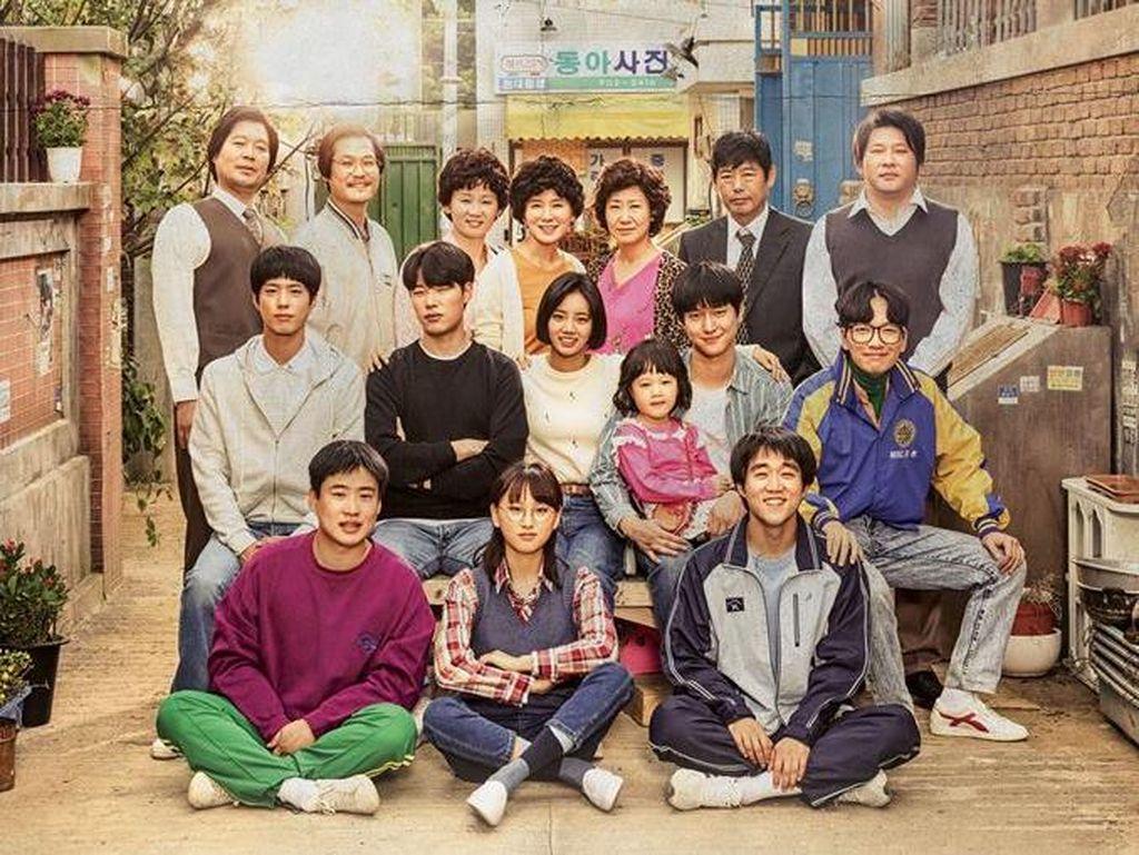 Bikin Kangen! Park Bo Gum dan Hyeri Reuni di Record of Youth