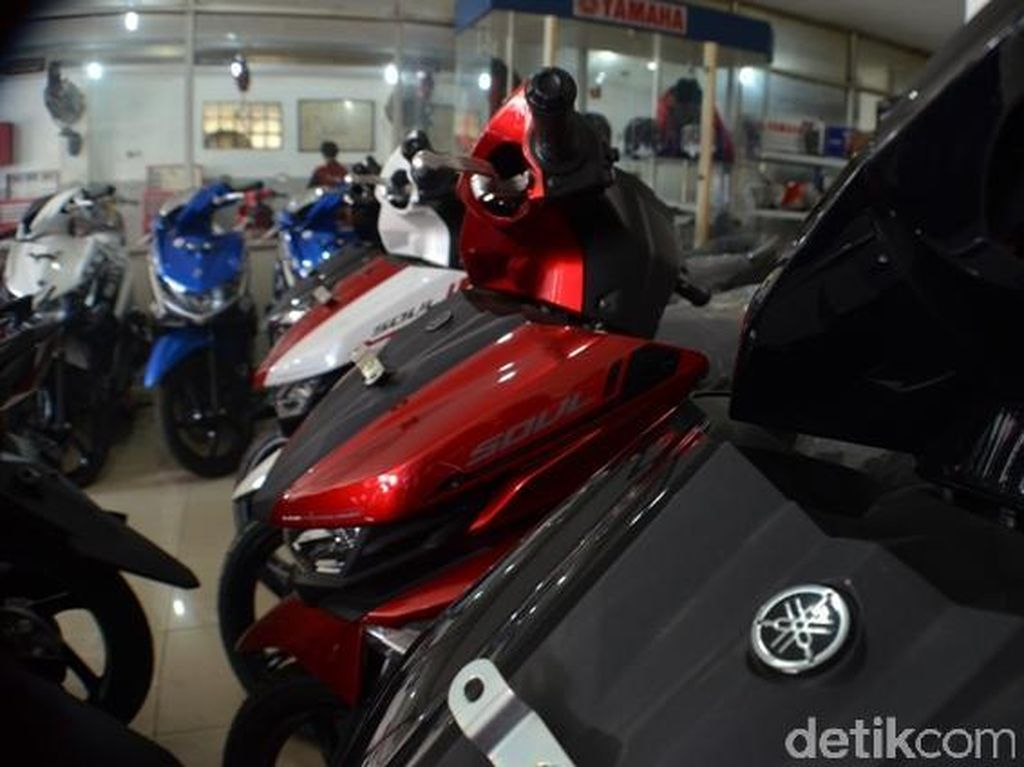 Honda Jadi Raja Motor Indonesia, Ini Tanggapan Yamaha