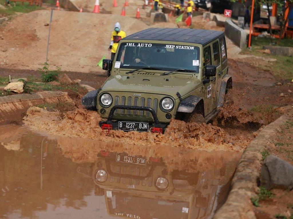 Jeep Siapkan Wrangler Model Terbaru Tahun Ini