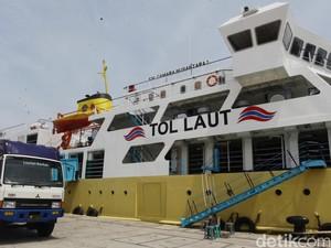 Lewat Tol Laut, Jokowi Mau Pangkas Harga Pangan di Wilayah Timur