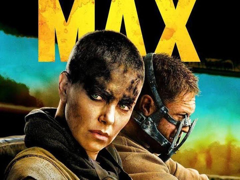 Baru Mulai, Mad Max: Fury Road Sudah Bawa Pulang Tiga Piala