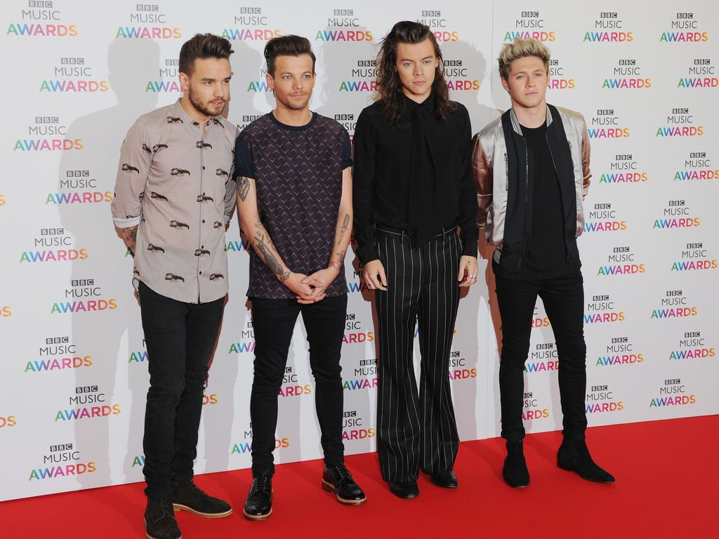 One Direction Rayakan 9 Tahun Debut Tanpa Harry Styles