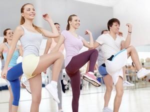 Dansa Lebih Cepat Turunkan Berat Badan Ketimbang Renang dan Lari