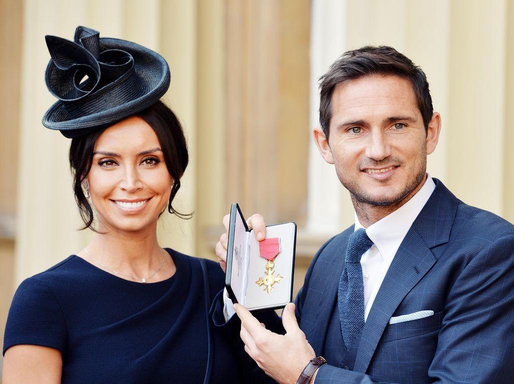 Christine Bleakley dan Frank Lampard Dikabarkan Menikah 20 Desember