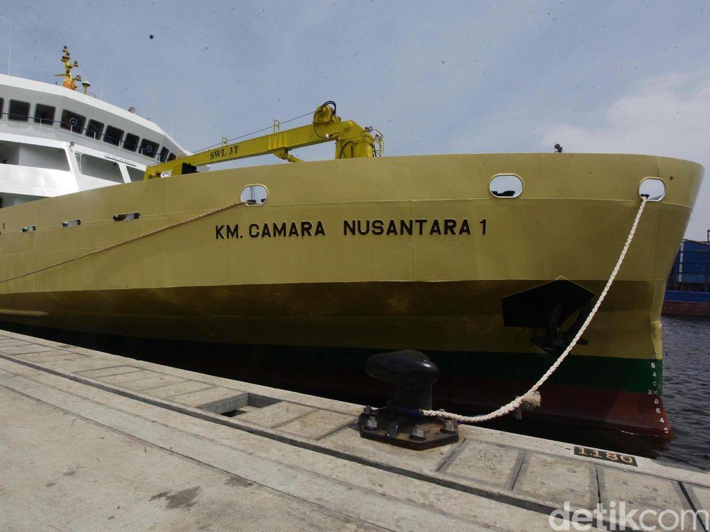 Akhir Desember, Pelni Datangkan Kapal Bekas Rp 63,4 Miliar dari Turki