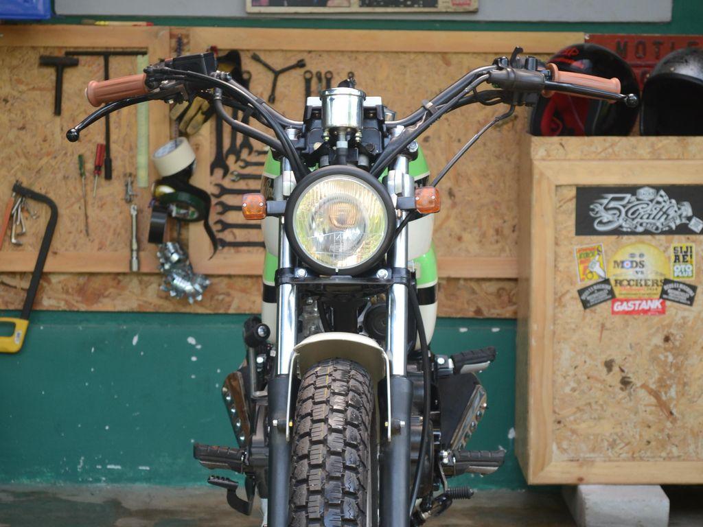 Bikin Motor Jadi Ganteng, Jangan Cuma Terpaku Sama Dana