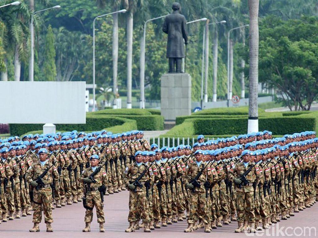 Insiden di Kongo: 1 Prajurit TNI Gugur, 1 Terluka