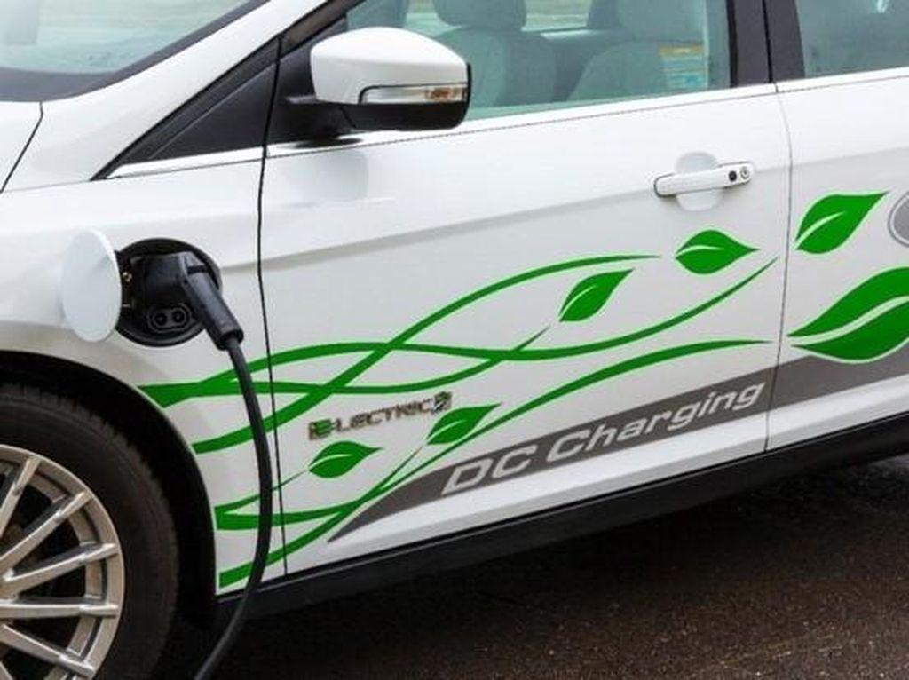 Bahan Baku Melimpah, RI Bisa Jadi Pemain Utama Mobil Listrik