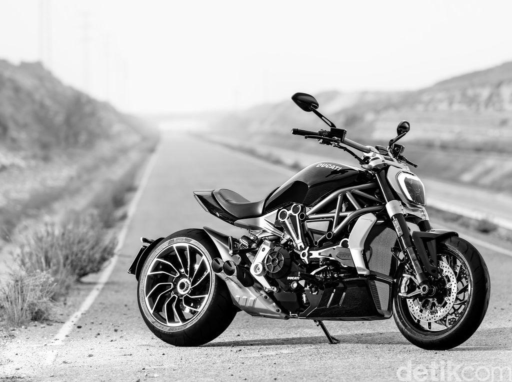 Ini Orang Indonesia Pertama yang Beli Ducati xDiavel Terbaru