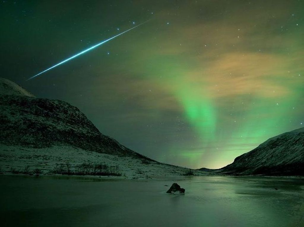 Rangkaian Fenomena Alam yang Akan Hiasi Langit di Tahun 2020