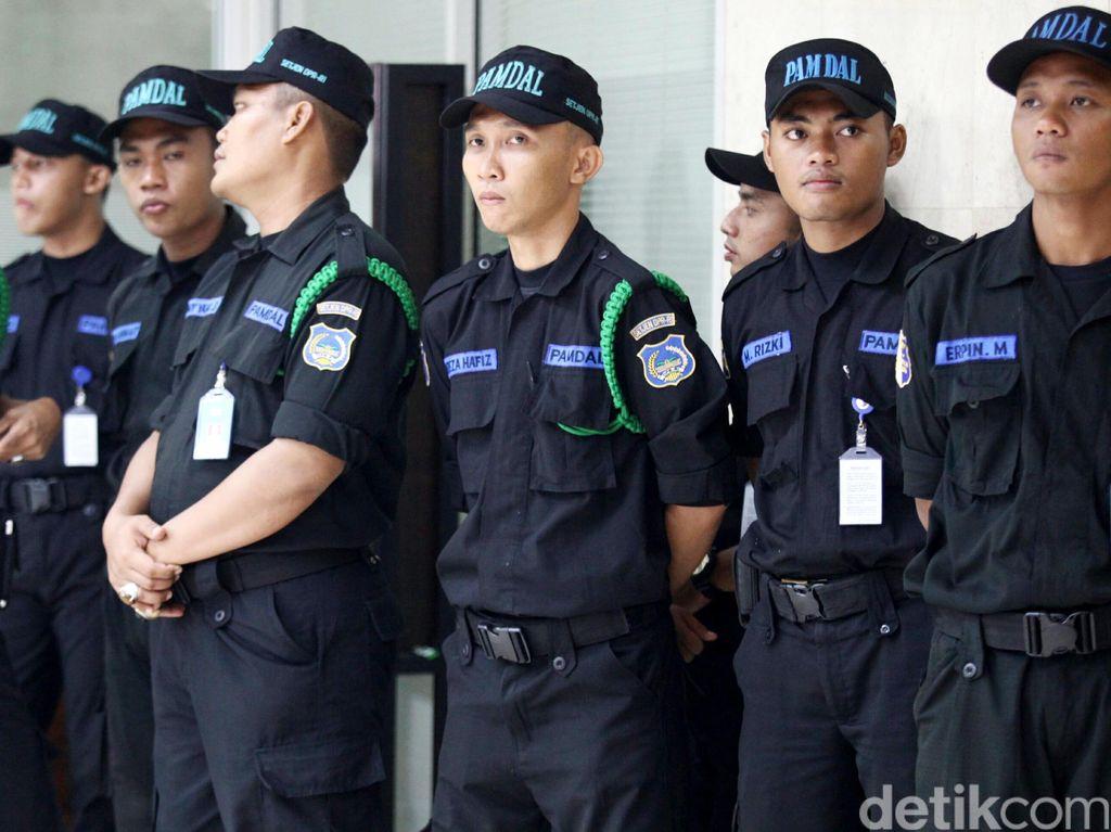 DPR Ingin Bentuk Polisi Parlemen di Periode Mendatang