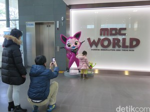 Berkunjung ke MBC World, Mekah-nya Korean Wave di Seoul