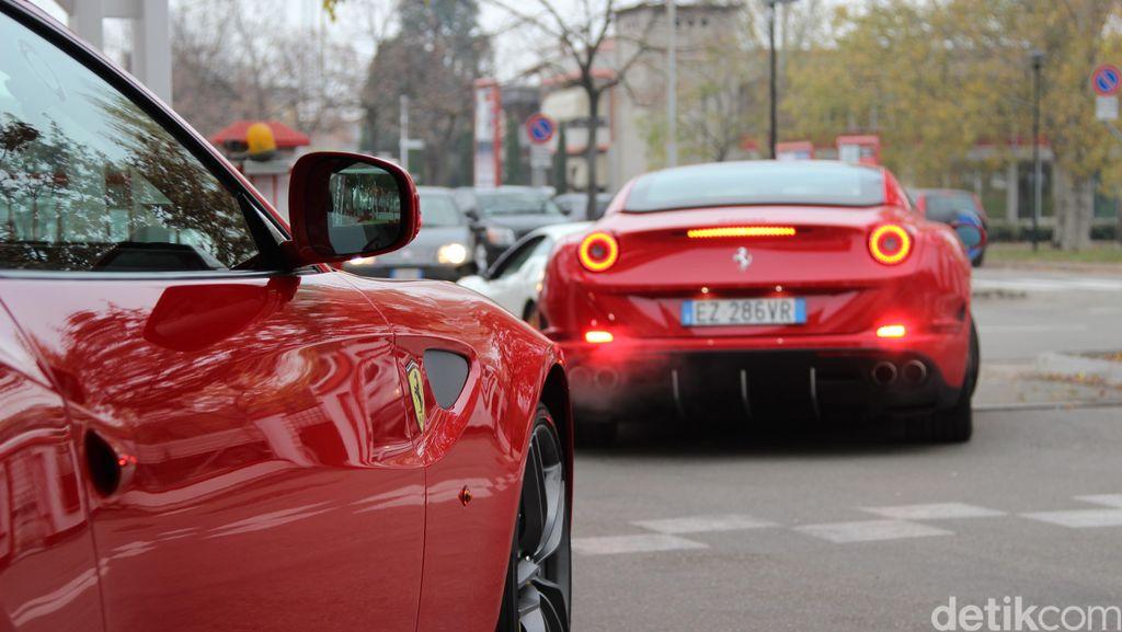 Tidak Penuhi Target Emisi Ferrari dan Aston Martin Terancam Denda