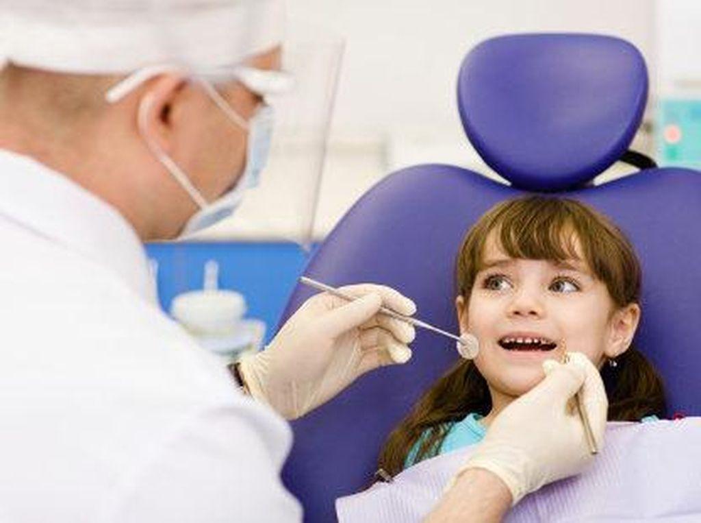 5 Langkah Mencegah Gigi Anak Berlubang