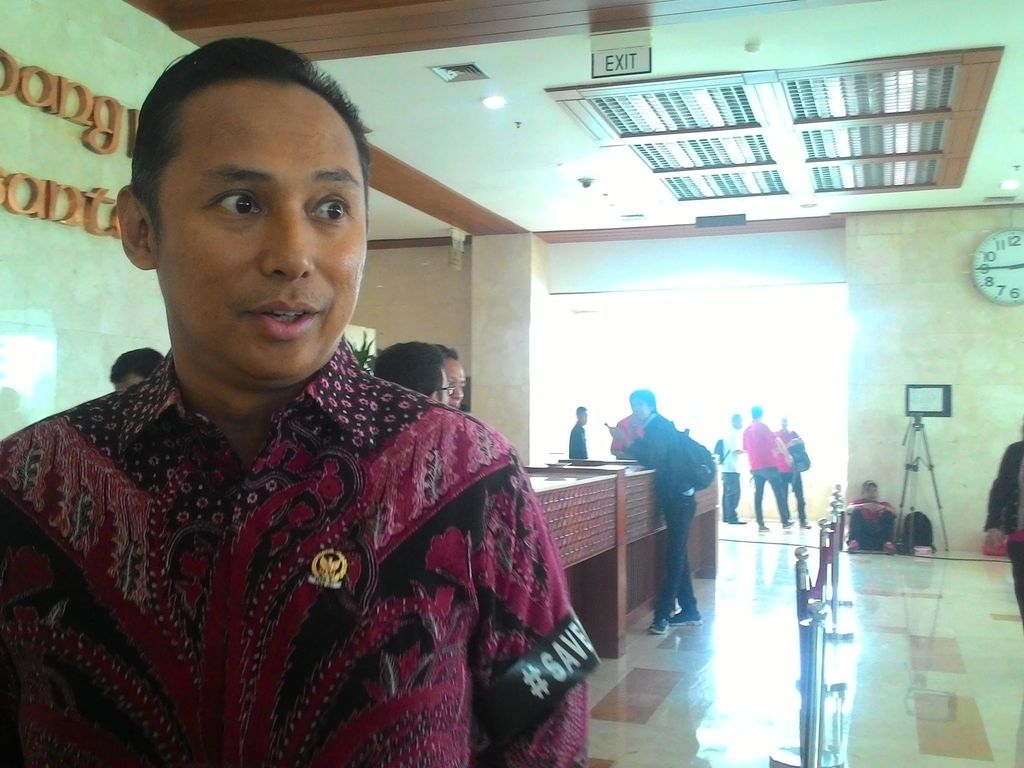 Nico Siahaan Dipanggil KPK Terkait Kasus Suap Bupati Cirebon