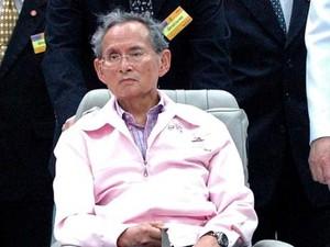 Kesehatan Raja Bhumibol Menurun, PM Thailand Langsung Temui Putra Mahkota