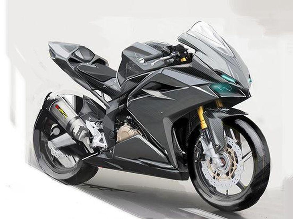 Adu Motor Sport 250 cc 4 Pabrikan Jepang