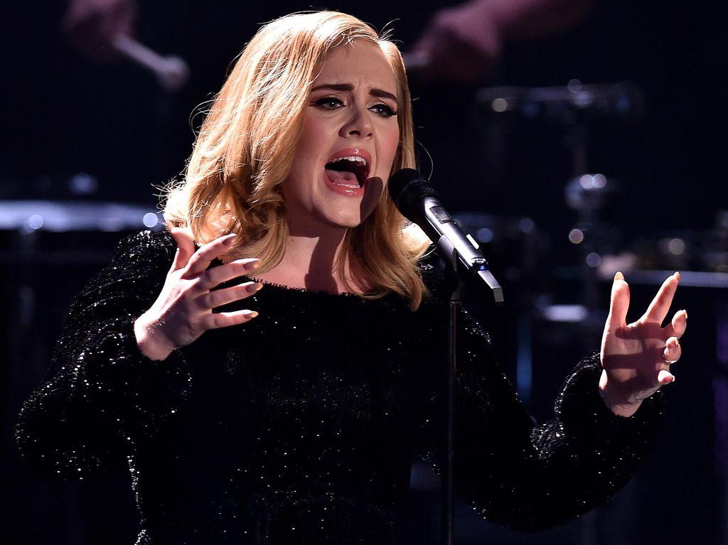 Transformasi Adele Jadi Langsing Disebut Turunkan Risiko Tertular Corona