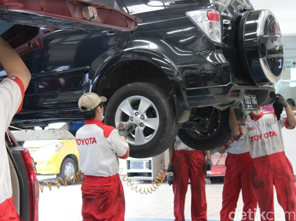 Ramadan dan Lebaran, Tak Ada Libur untuk Auto2000